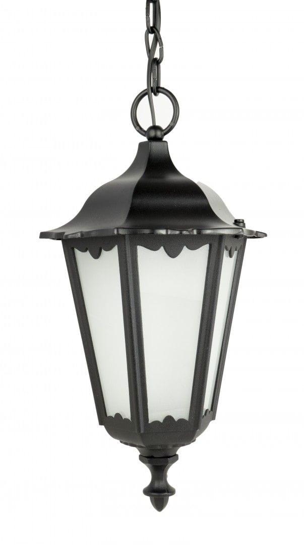 lampy ogrodowe wiszące kinkiet retro