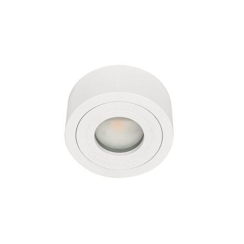 Rullo Bianco Mini LED lampa sufitowa 1-punktowa IP44